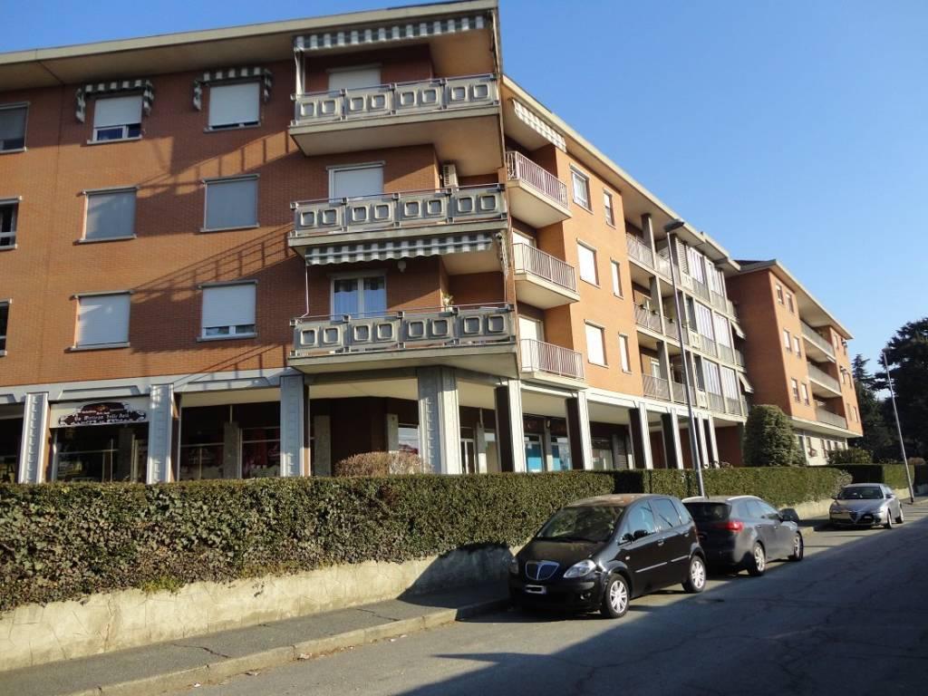 Foto 1 di Bilocale via Rivalta 11, Piossasco