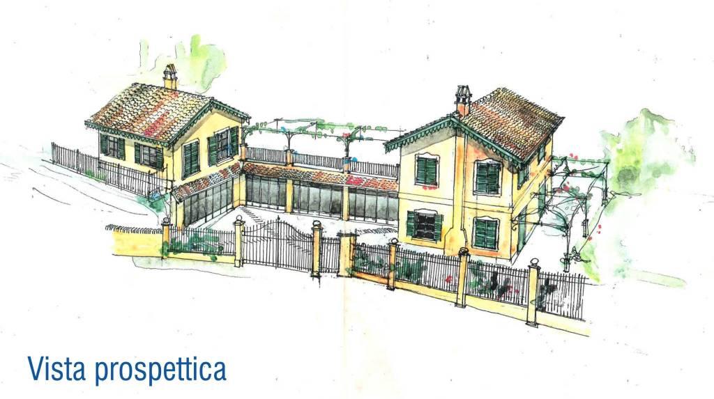 Foto 1 di Rustico / Casale strada dei Tetti Bertoglio 40, Torino