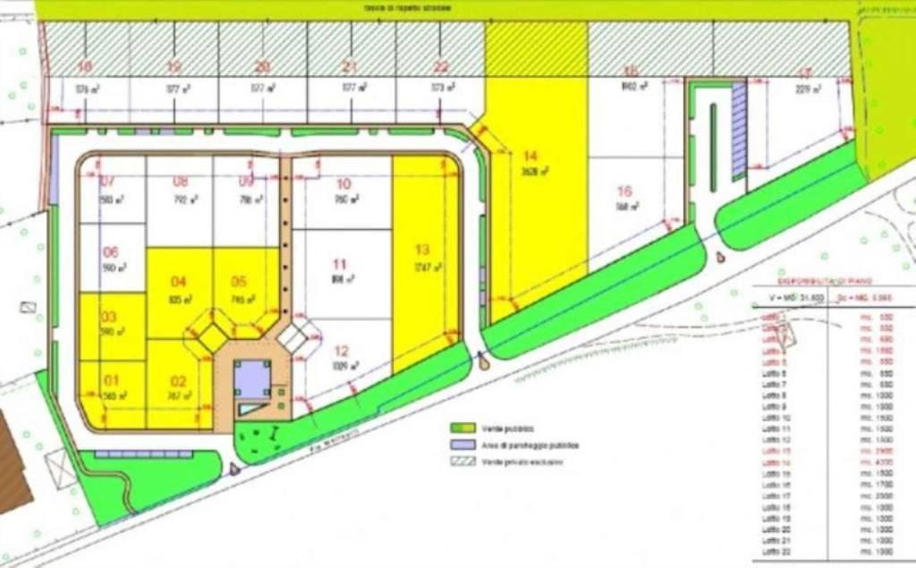 Terreno Edificabile Residenziale in Vendita a Codogno