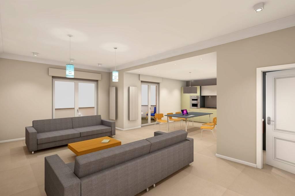 Appartamento in vendita di 4 vani e accessori con terrazzo