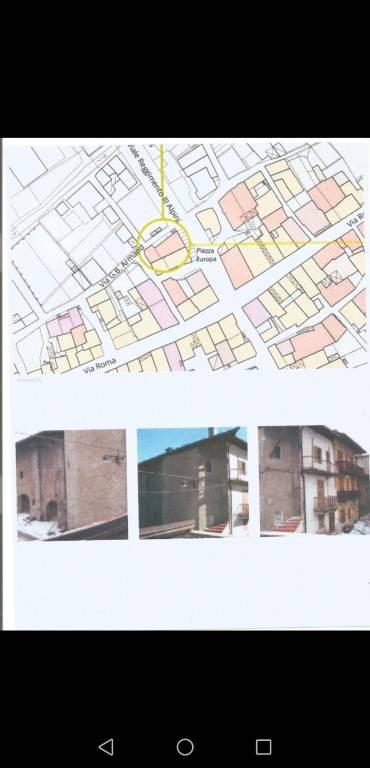 Foto 1 di Palazzo / Stabile piazza Europa 2, Cesana Torinese