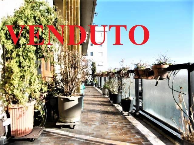 Attico / Mansarda in buone condizioni in vendita Rif. 9468933