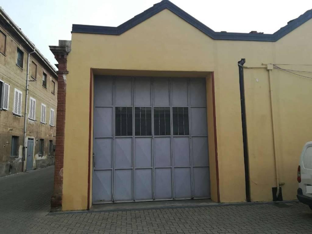 Capannone in vendita via via alle fabbriche Caselle Torinese