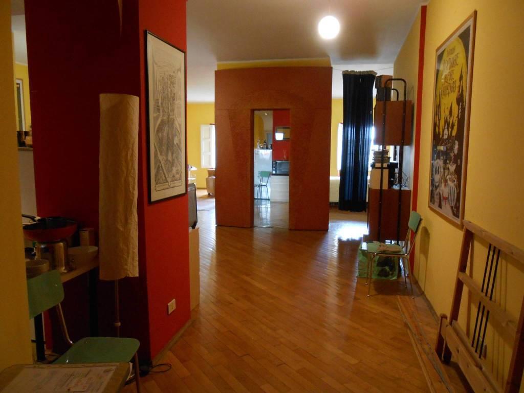 Foto 5 di Loft / Open space via Vanchiglia 9, Torino (zona Vanchiglia, Regio Parco)