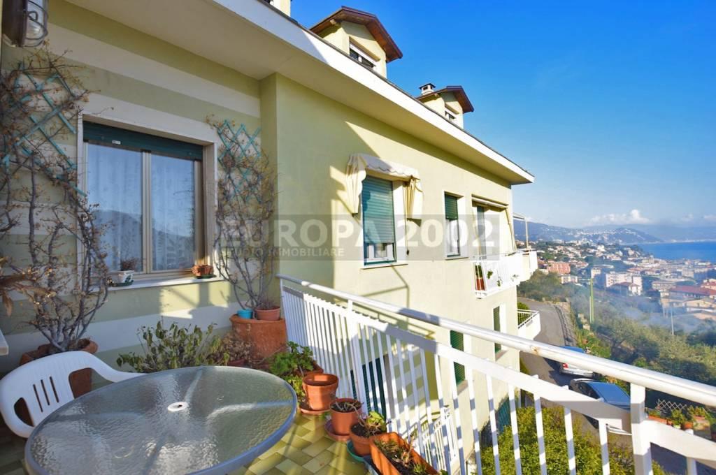 Foto 1 di Appartamento salita Privata Crosa dell'Oro 26L, Santa Margherita Ligure
