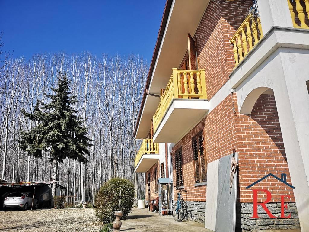 Foto 1 di Villa via Murello, Polonghera