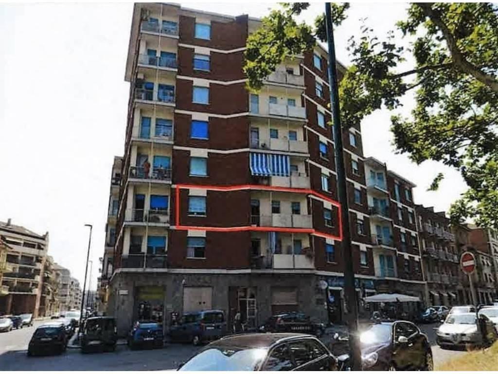 Appartamento in vendita a Torino, 3 locali, zona Zona: 14 . Vallette, Lucento, Stadio delle Alpi, prezzo € 55.000   CambioCasa.it