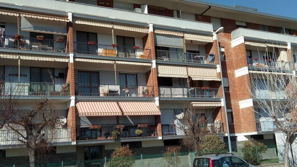 Foto 1 di Quadrilocale via degli Alpini 8, Caselle Torinese