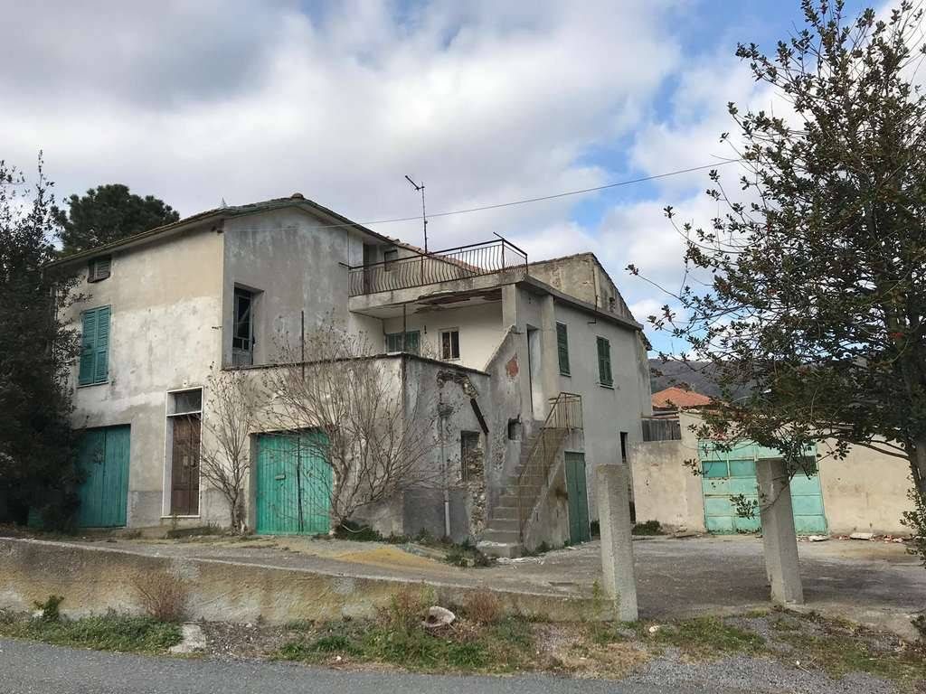 Foto 1 di Rustico / Casale via Benne, Orco Feglino