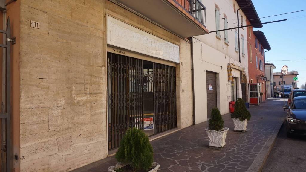 Negozio / Locale in affitto a Bagnolo Mella, 3 locali, prezzo € 550 | CambioCasa.it