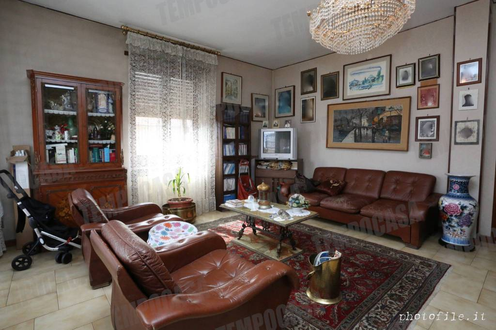 Foto 1 di Quadrilocale via C. Girardi, Grugliasco