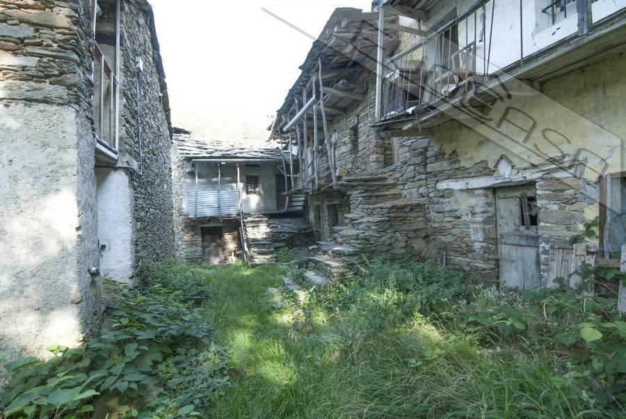 Foto 1 di Rustico / Casale Località Pra' del Torno, Angrogna
