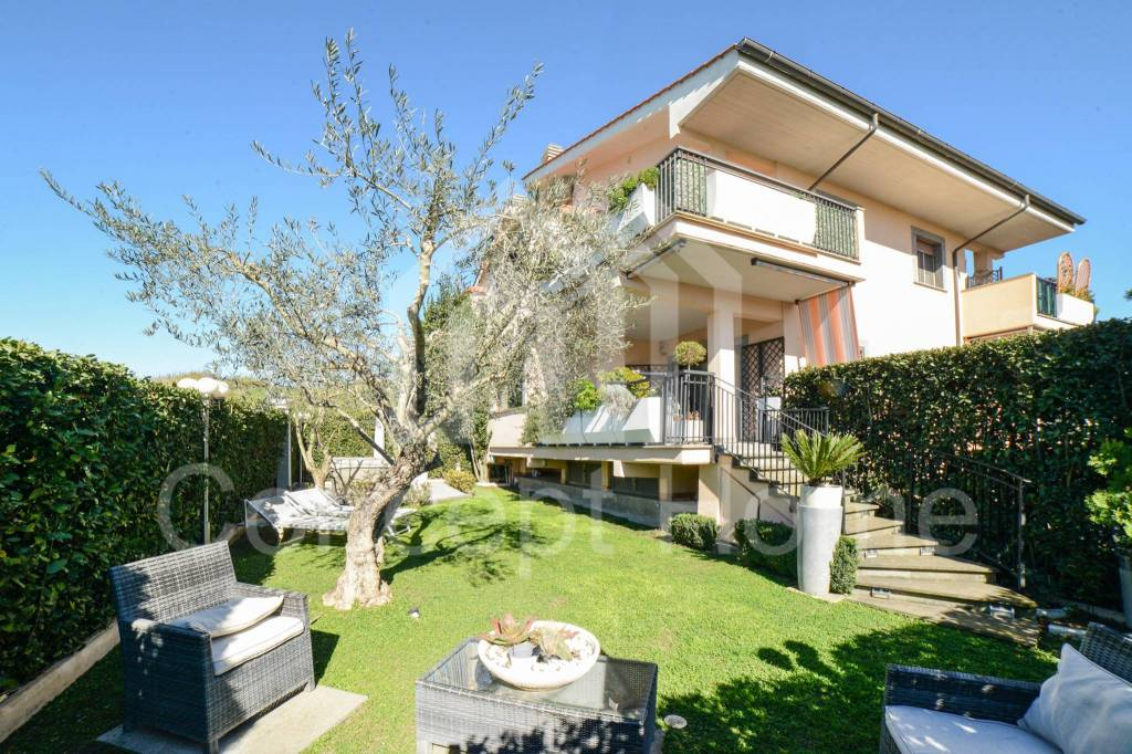 Villa a Schiera in vendita a Roma, 3 locali, zona Zona: 40 . Piana del Sole, Casal Lumbroso, Malagrotta, Ponte Galeria, prezzo € 299.000 | CambioCasa.it