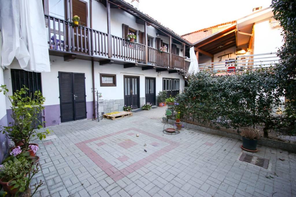 Foto 1 di Villetta a schiera via Don Otta 15, San Benigno Canavese