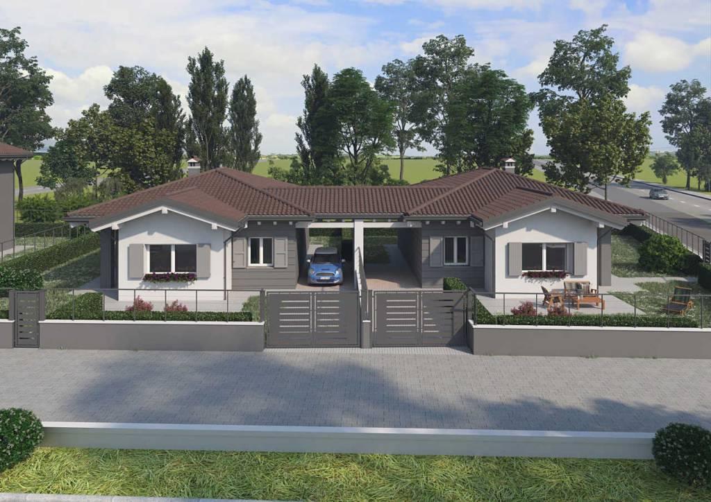 Villa in vendita a Baricella, 5 locali, prezzo € 289.000   CambioCasa.it