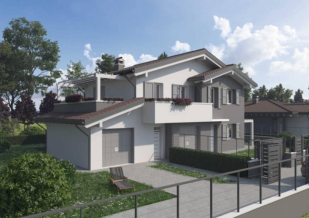 Villa in vendita a Baricella, 5 locali, prezzo € 270.000   CambioCasa.it