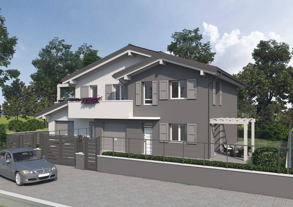Villa in vendita a Baricella, 5 locali, prezzo € 260.000   CambioCasa.it