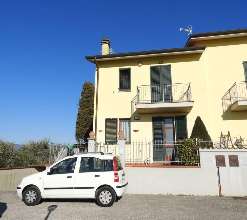 Foto 1 di Casa indipendente Le Casine 4/a, frazione Montecchio, Cortona
