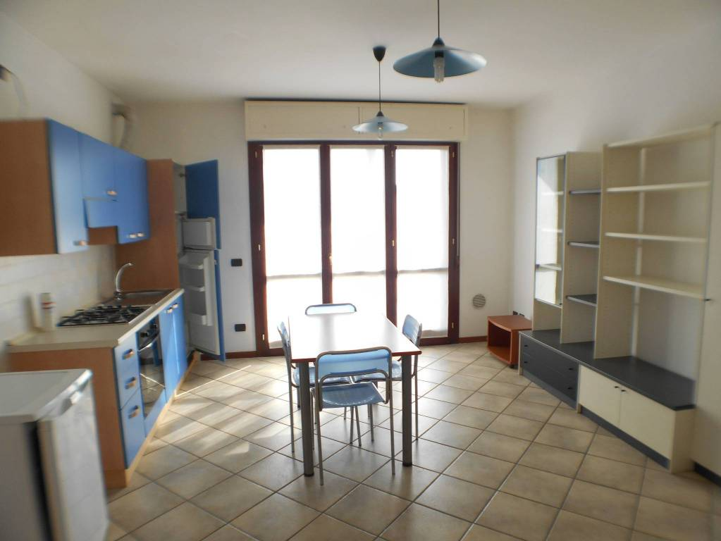 Appartamento in affitto a Calvenzano, 2 locali, prezzo € 450 | PortaleAgenzieImmobiliari.it