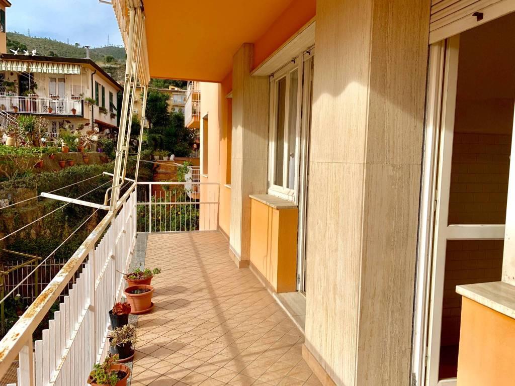 Foto 1 di Appartamento via Rue, Arenzano