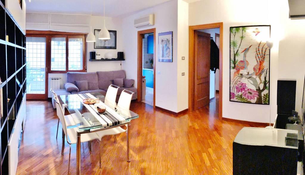 Appartamento in vendita Zona Tiburtina, Colli Aniene - via Emilio Repossi Roma