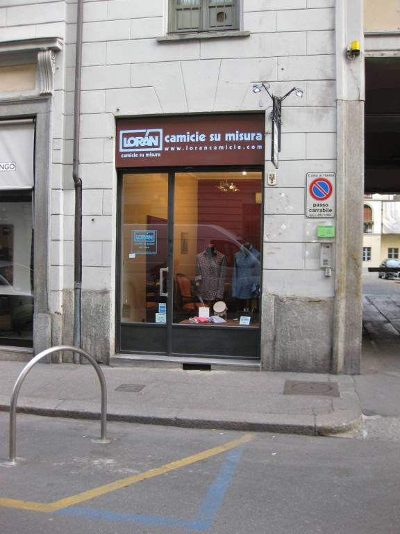 Negozio in affitto via San Francesco da Paola 31A Torino