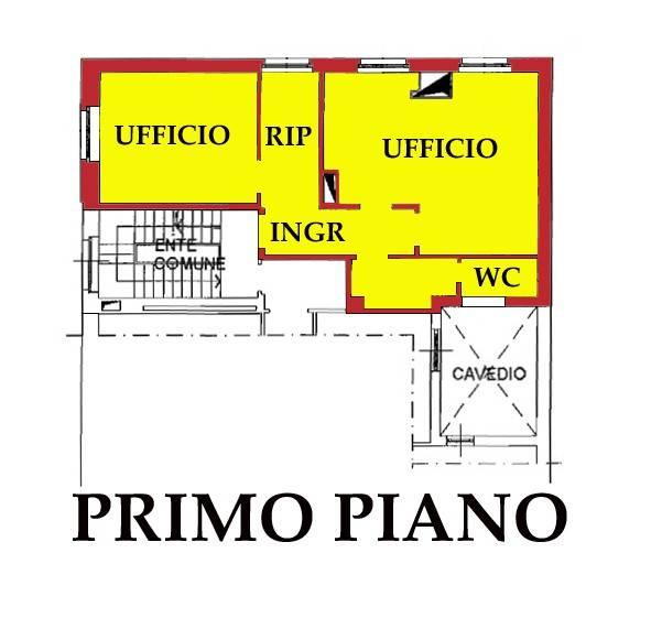 Ufficio / Studio in vendita a Goito, 2 locali, prezzo € 84.000 | CambioCasa.it