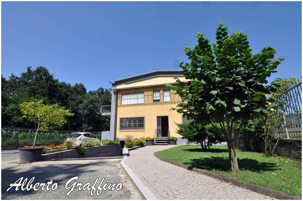 Capannone in vendita a San Benigno Canavese, 6 locali, prezzo € 379.000 | PortaleAgenzieImmobiliari.it