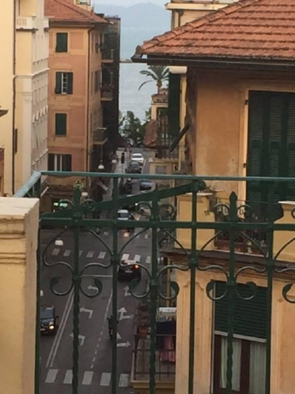 Foto 1 di Attico / Mansarda via della Libertà, Rapallo