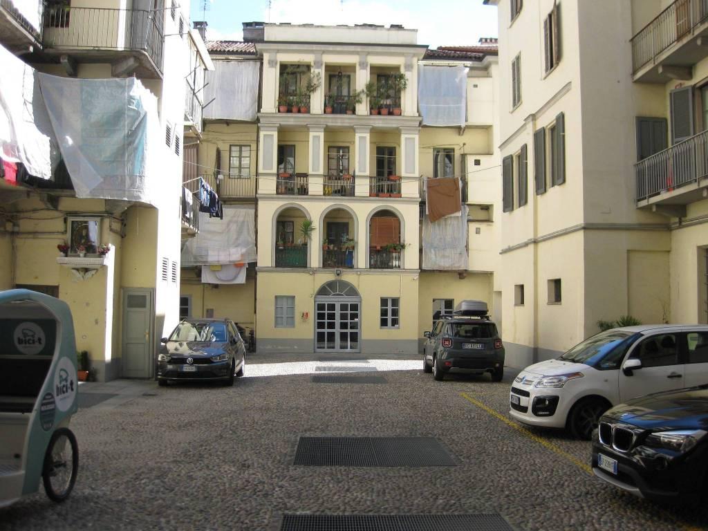 Attico/Mansarda in affitto via San Francesco da Paola 33 Torino