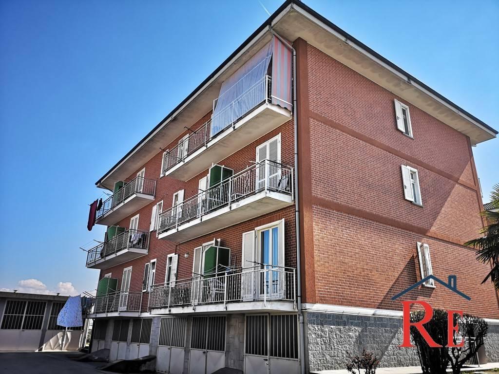 Foto 1 di Bilocale via Racconigi 19, Casalgrasso