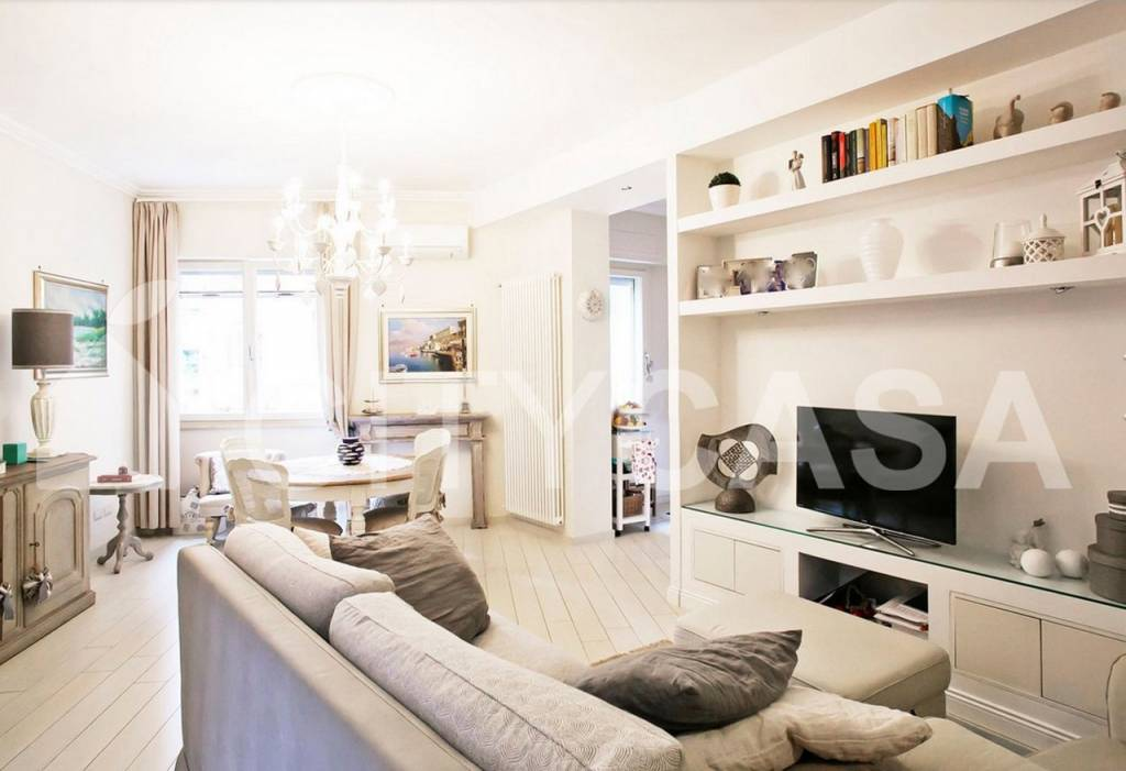 Appartamento in vendita Zona Trieste - Somalia - Salario - viale Libia Roma