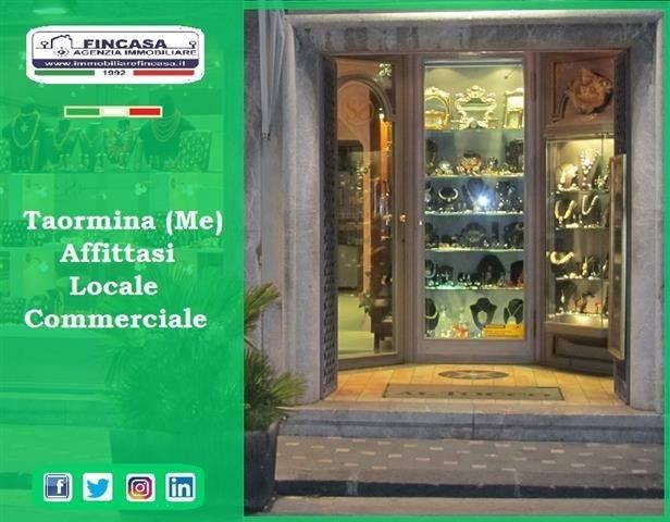 Negozio-locale in Affitto a Taormina Centro: 2 locali, 42 mq