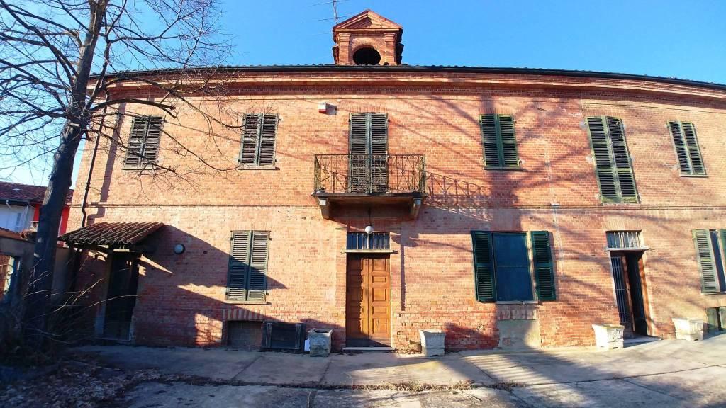 Foto 1 di Rustico / Casale via Guglielmo Marconi 66, Scurzolengo