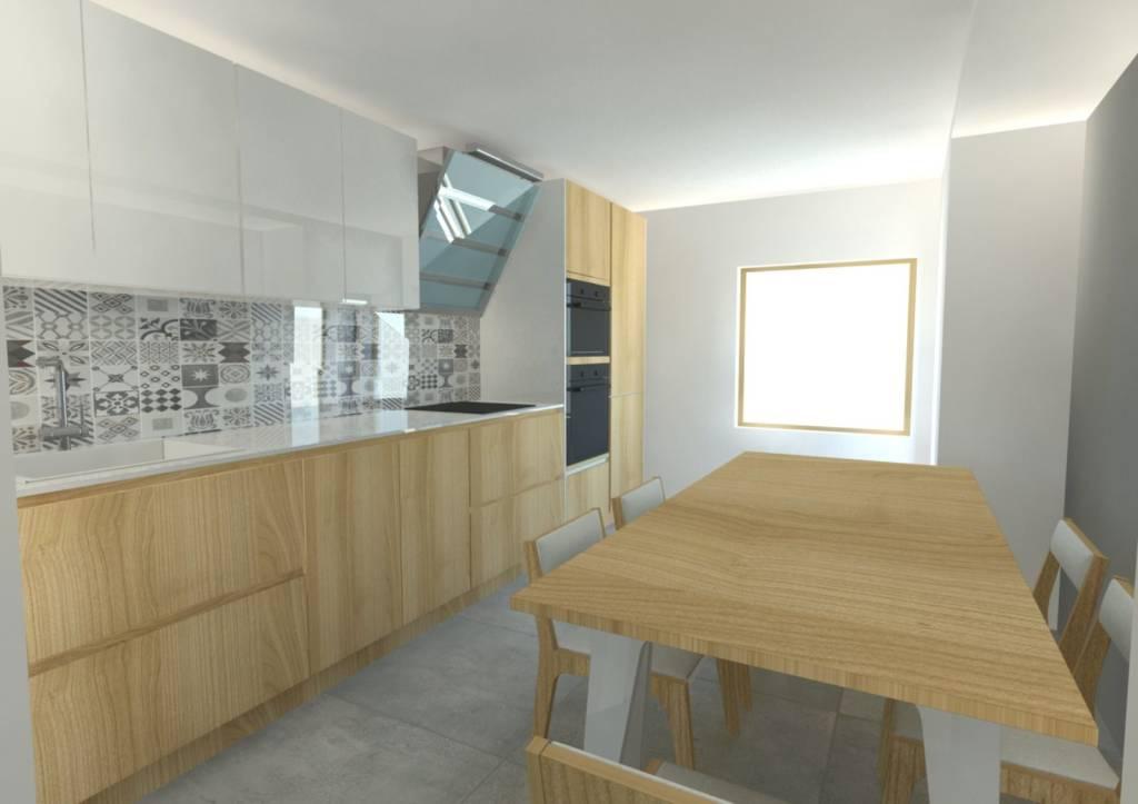Appartamento da ristrutturare in vendita Rif. 9273318