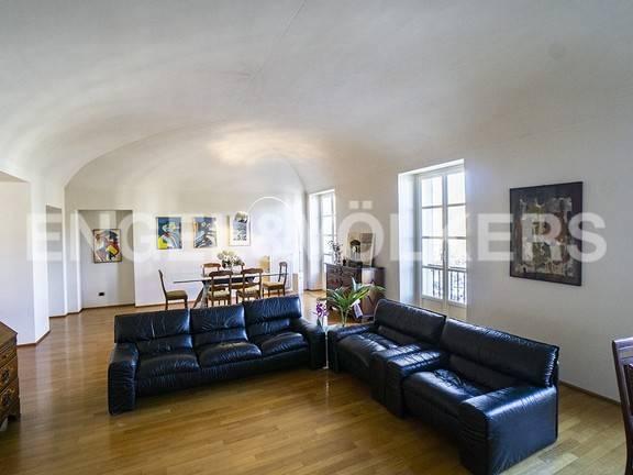 Foto 1 di Appartamento piazza Vittorio Alfieri 39, Asti