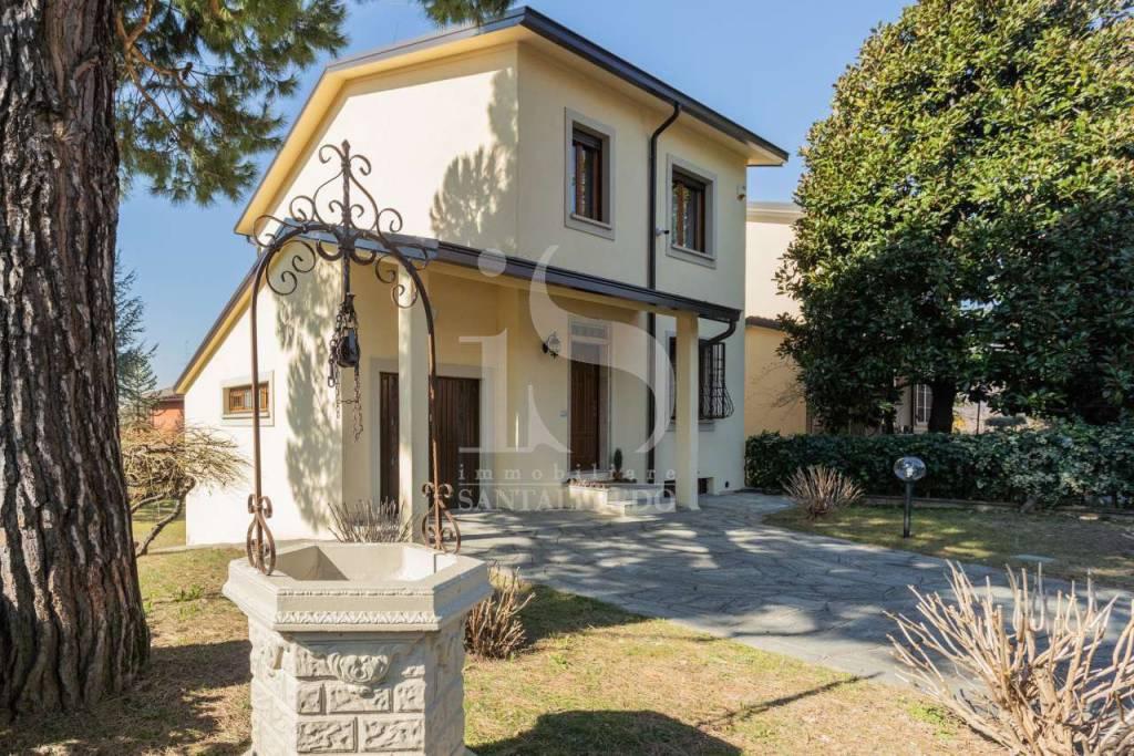 Villa in vendita via DELL' OLMO, 3 Barzanò