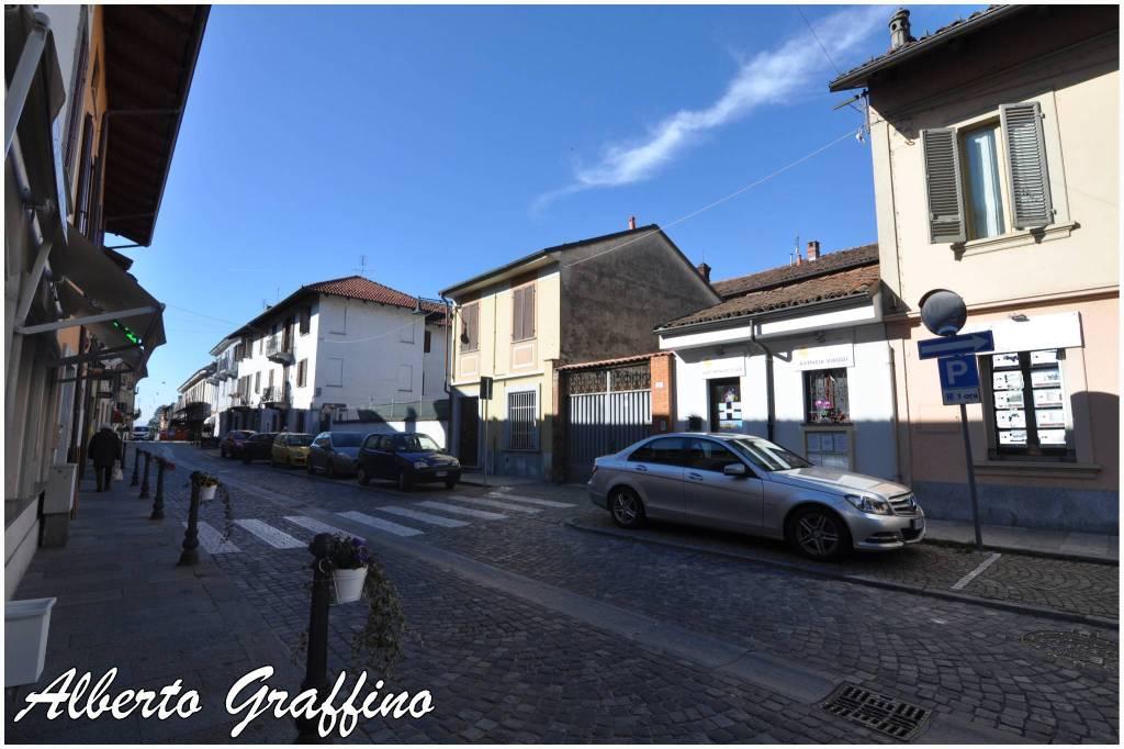 Negozio / Locale in affitto a San Benigno Canavese, 1 locali, prezzo € 350 | PortaleAgenzieImmobiliari.it