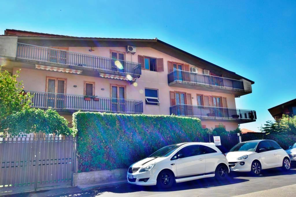 Appartamento in Vendita a Sant'Agata Li Battiati Centro: 5 locali, 125 mq