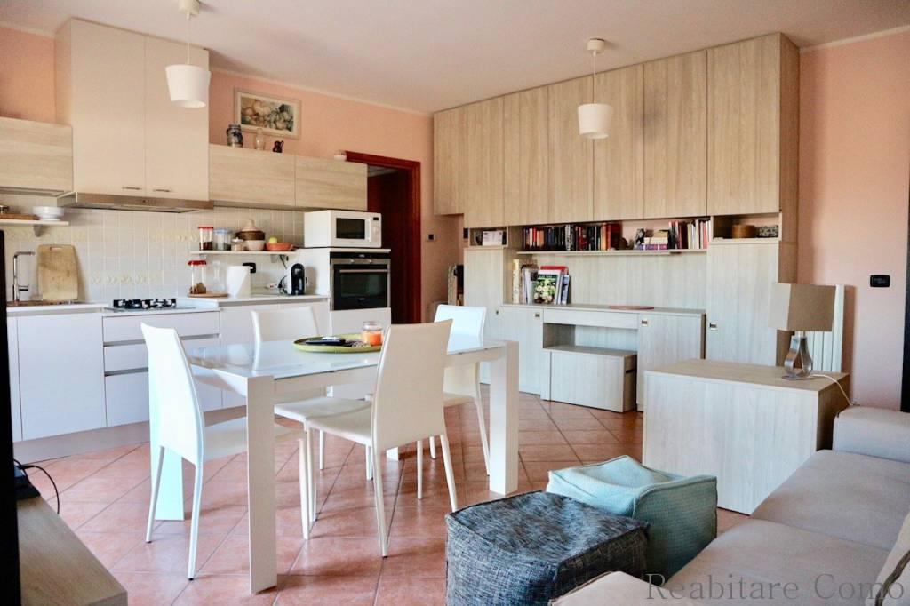 Appartamento in vendita a Tavernerio, 2 locali, prezzo € 105.000 | CambioCasa.it