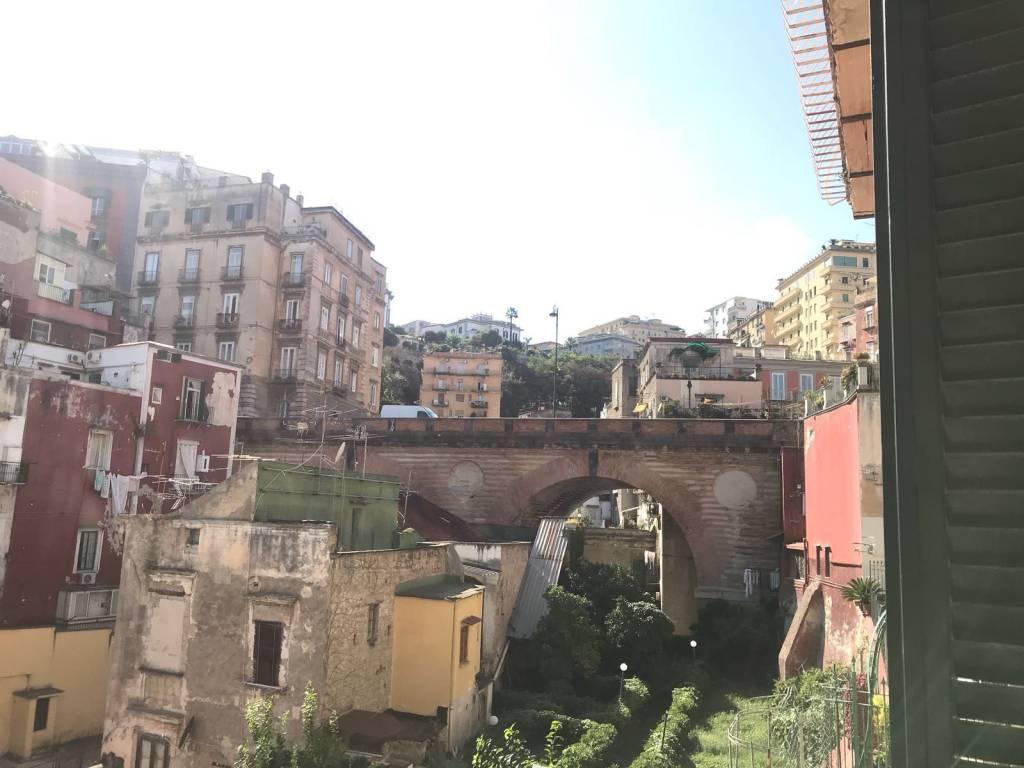 Appartamento in vendita 4 vani 85 mq.  via Sant'Antonio ai Monti Napoli