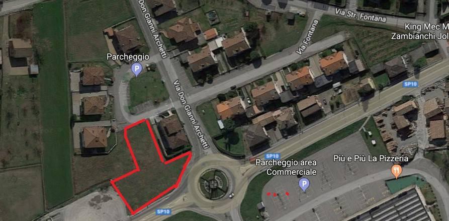 Terreno Edificabile Residenziale in vendita a Torricella Verzate, 9999 locali, prezzo € 69.000 | CambioCasa.it