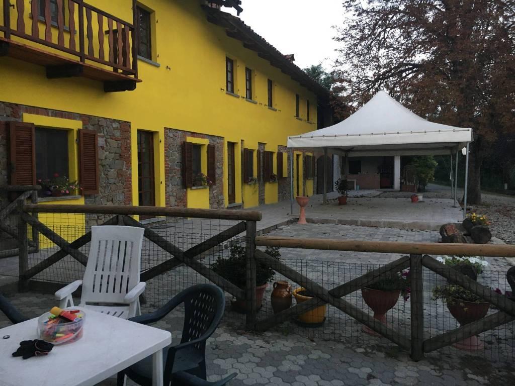 Foto 1 di Rustico / Casale via San Lorenzo, Cavagnolo