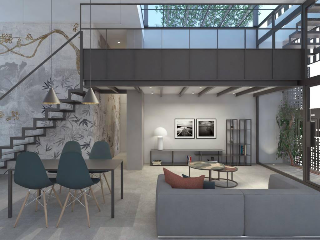 Loft/OpenSpace in vendita Zona Vanchiglia, Regio Parco - via Messina 21 Torino
