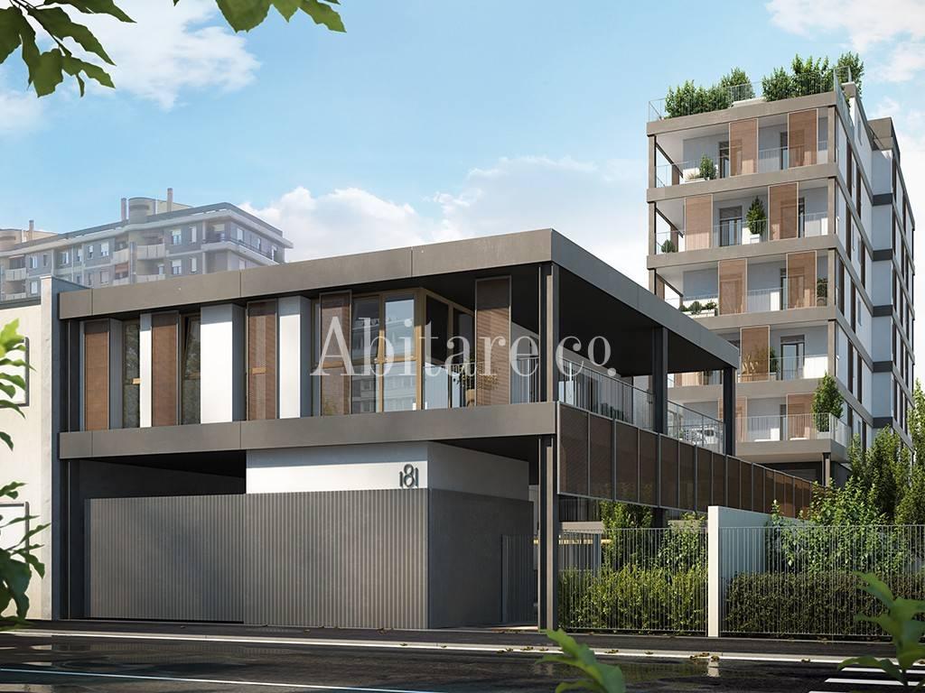 Appartamento in Vendita a Milano 20 Bicocca / Crescenzago / Cimiano: 3 locali, 140 mq