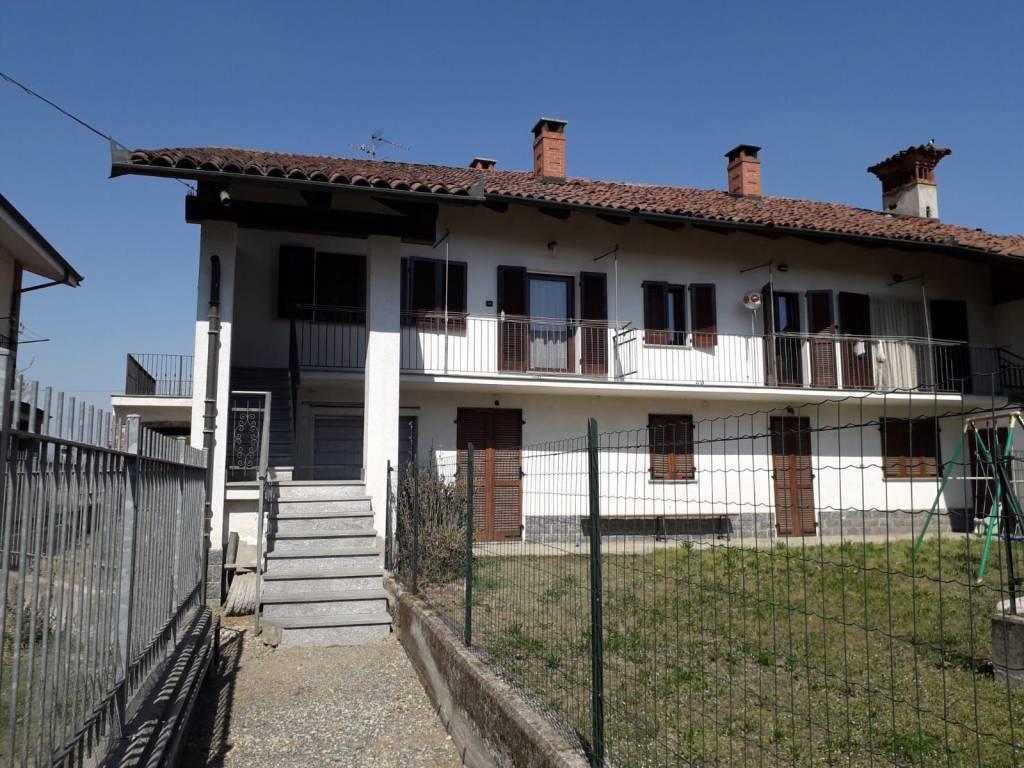 Foto 1 di Villa via Santa Maria, Scalenghe