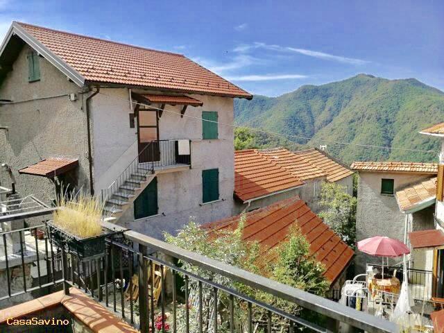 Foto 1 di Casa indipendente Località Montemoro 3A, frazione Montemoro, Montoggio