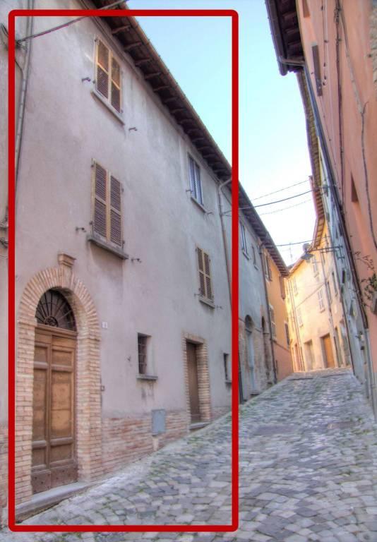 Foto 1 di Appartamento via Pietro Benucci 4, Sant'agata Feltria