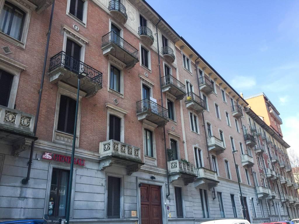 Foto 1 di Quadrilocale via Marco Polo, Torino (zona Crocetta, San Secondo)