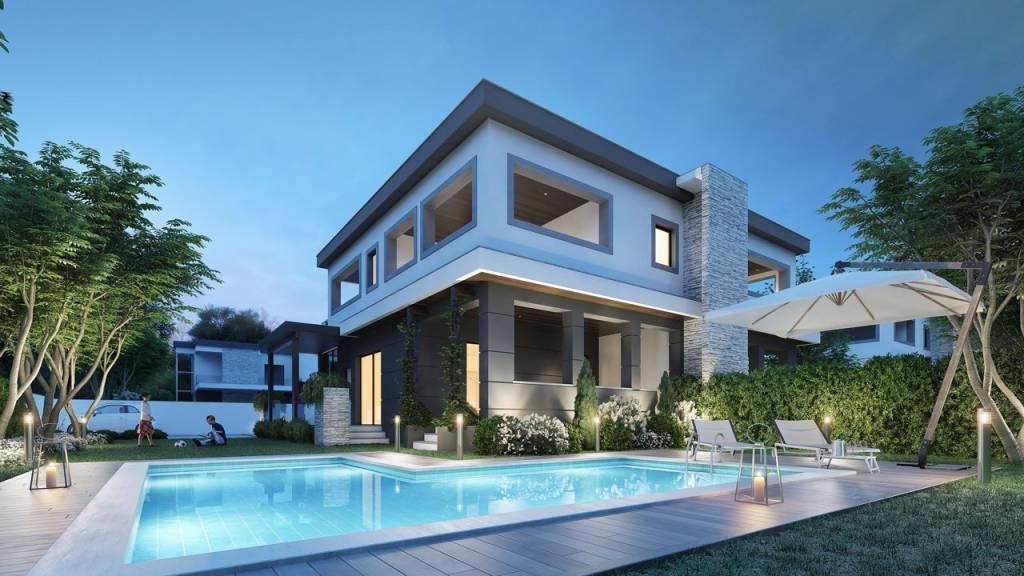 Villa in vendita a Roma, 5 locali, prezzo € 690.000 | CambioCasa.it